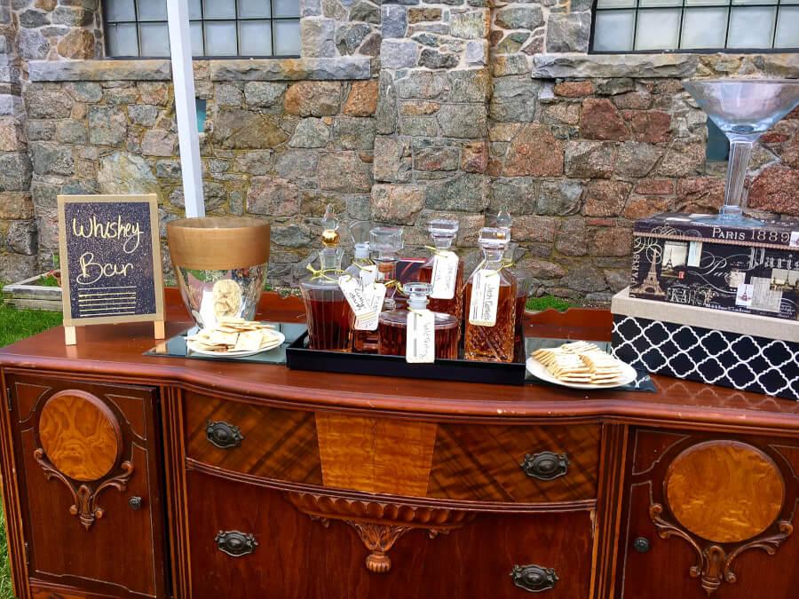 Whiskey Bar Sidebar
