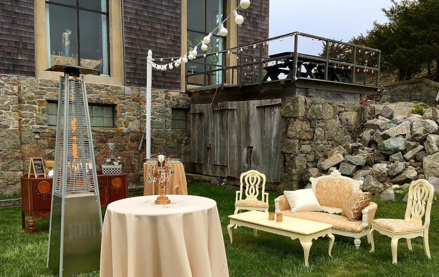 Outdoor RI Wedding