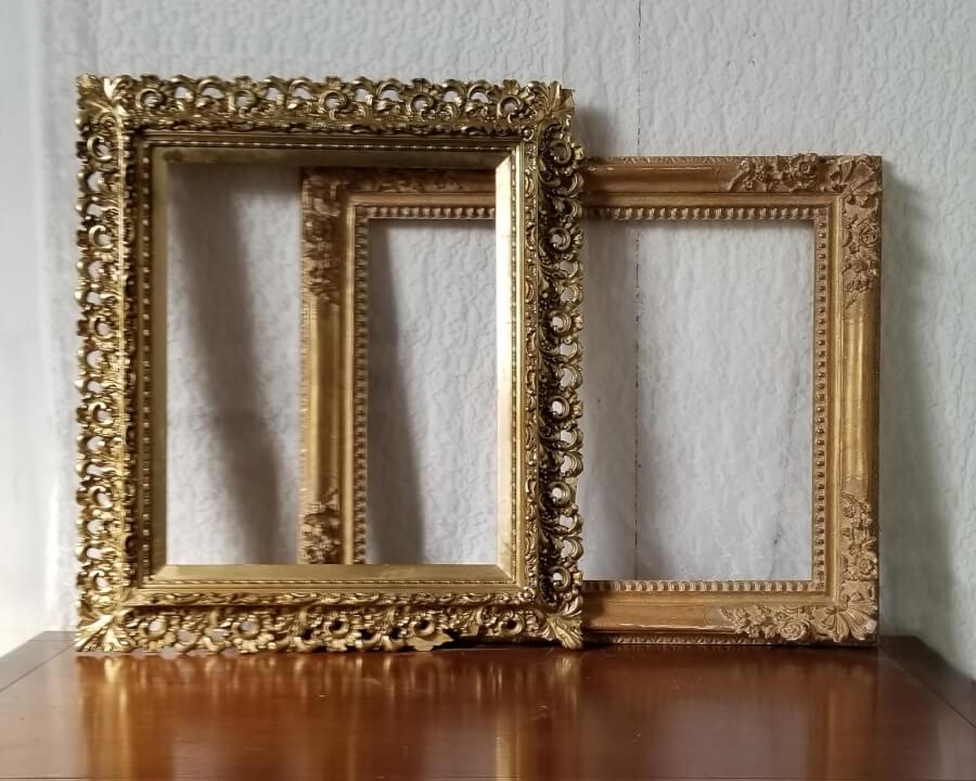 Miscellaneous Vintage Frames   Uniquely Chic Vintage Rentals