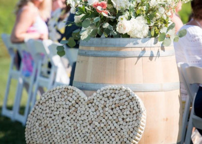 Wedding Wine Barrel