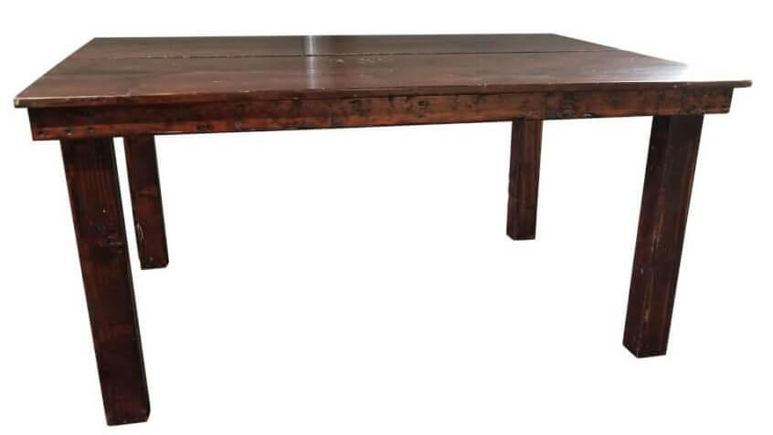 Farmhouse Table | Uniquely Chic Vintage Rentals