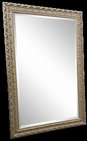 Vintage Gold Gilded Wall Mirror   Uniquely Chic Vintage Rentals
