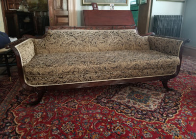 Custom Upholstery for Barnaby Castle in Providence