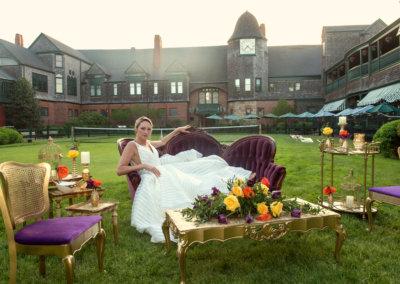 An Elegant Newport Wedding