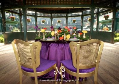 Vintage Newport Sweetheart Table