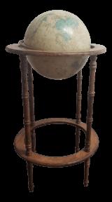 Standing Light Up Globe | Uniquely Chic Vintage Rentals
