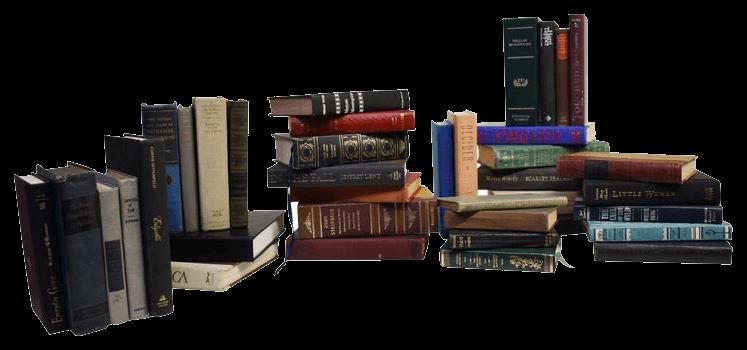 Vintage Books | Uniquely Chic Vintage Rentals