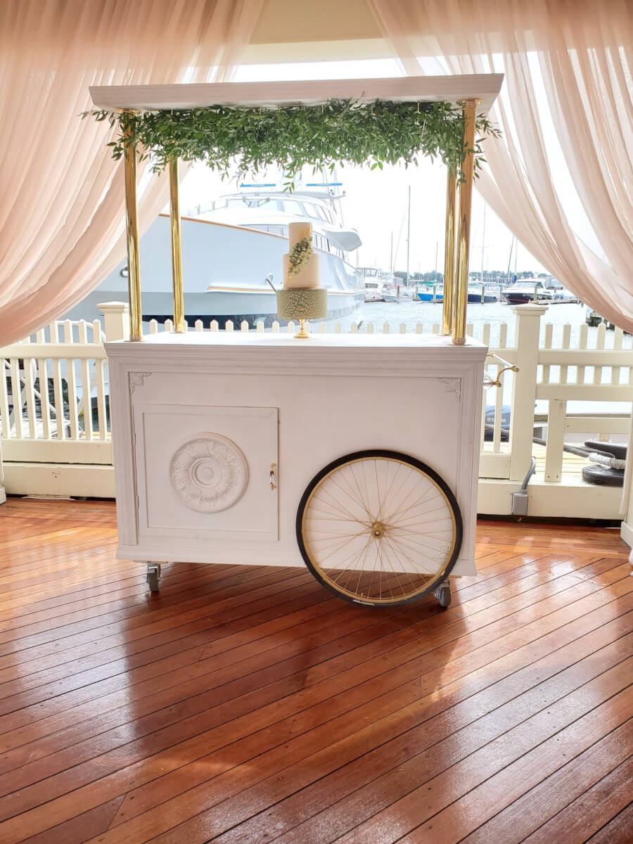 Rolling Champagne - Beverage Cart