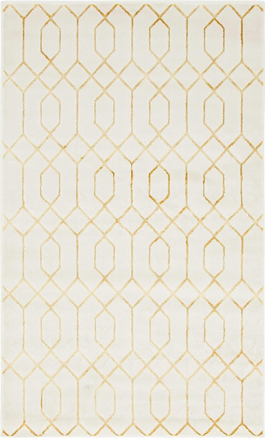 Classic Gold Ivory Rug