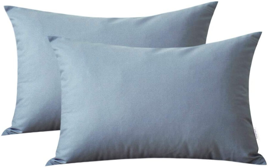 Lilac Accent Pillows