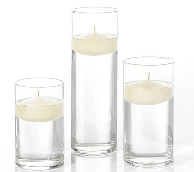 Floating Candles & Vases